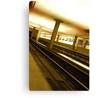 Virginia Square Metro III Canvas Print