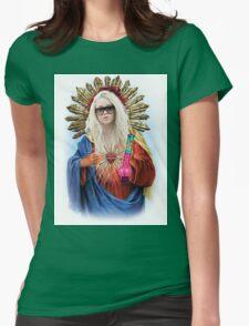 St. Amanda Womens Fitted T-Shirt