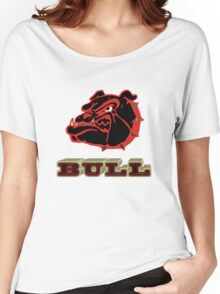 Pitbull Designer tees and stickers Women's Relaxed Fit T-Shirt