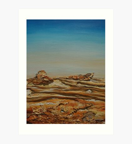 Outback Imagining Art Print