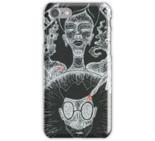Joseph Weil and the Fortune Teller Con iPhone Case/Skin