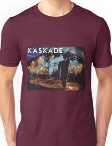 Kaskade points at stuff Unisex T-Shirt