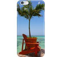 Caribbean Postcard iPhone Case/Skin