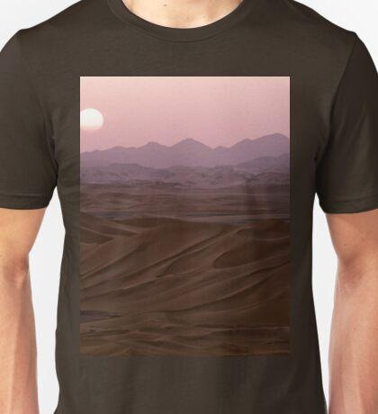 a historic Libya landscape Unisex T-Shirt