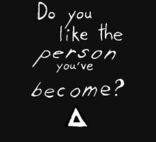 Bastille - Weight of Living pt. II (2) - Do You Like The Person You've Become? T-Shirt
