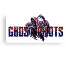 Ghost Pilots Canvas Print