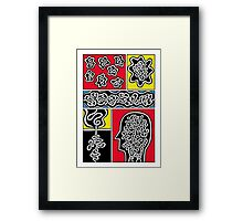 Infectious Framed Print