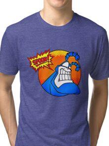 the tick- spoon Tri-blend T-Shirt