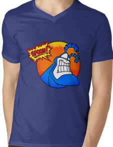 the tick- spoon Mens V-Neck T-Shirt