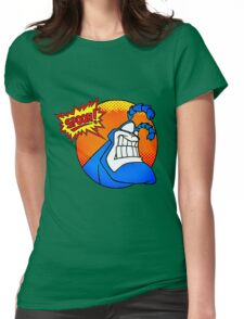 the tick- spoon Womens Fitted T-Shirt