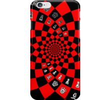 Motion Pictures 2 iPhone Case/Skin