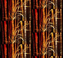 The Essence of Bamboo.. by ©Janis Zroback