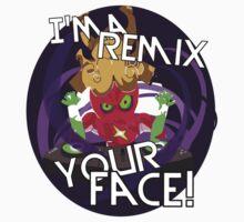 DJ Octavio - I'ma remix your face! by Ninesixers