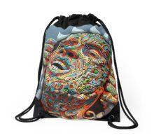 Graffiti Drawstring Bag