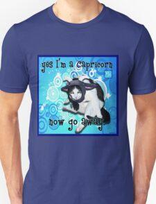 Checkers Capricorn T-Shirt