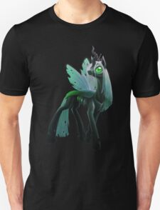 She who wears many masks Unisex T-Shirt