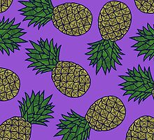 SUMMER EDITIONS - PINEAPPLE by tosojourn