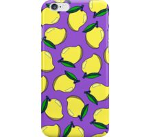 SUMMER EDITIONS - MANGO iPhone Case/Skin
