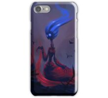 Creepy Mermaid iPhone Case/Skin