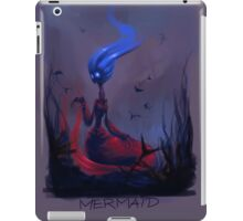 Creepy Mermaid iPad Case/Skin