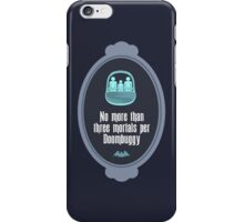 Three Mortals per Doombuggy iPhone Case/Skin