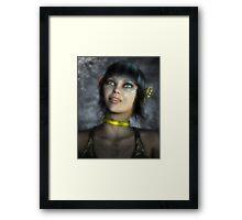 The Elf Fantasy Framed Print