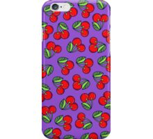 SUMMER EDITIONS - CHERRY iPhone Case/Skin
