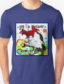 Checkers Cancer T-Shirt