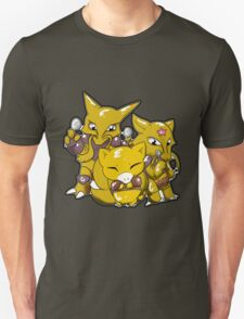 Abra Evolutions Unisex T-Shirt
