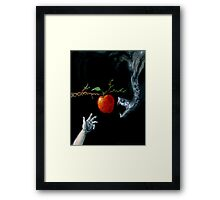 Religion in Science Education Framed Print
