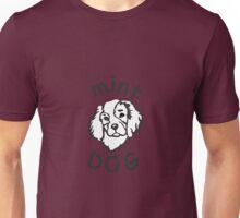Mint Dog  Cavalier King charles Spaniel Unisex T-Shirt