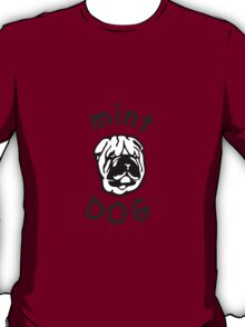 Mint Dog Chinese Shar pei T-Shirt