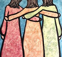 Ode 2 Friends and Family by Rischelle Brooks
