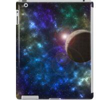 Galaxy and Planet design. iPad Case/Skin