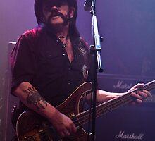 Lemmy from Motörhead by C Ballard