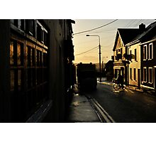 Wofle Tone Street Photographic Print