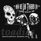 Dia de Los Toadies T-Shirt - Dark Colors by [original geek*] clothing