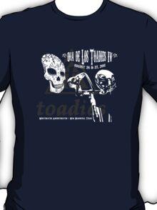 Dia de Los Toadies T-Shirt - Dark Colors T-Shirt