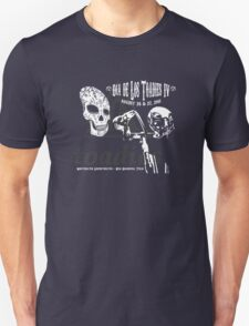 Dia de Los Toadies T-Shirt - Dark Colors Unisex T-Shirt