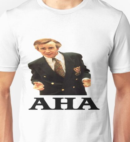 "Alan Partridge ""AHA"" Unisex T-Shirt"