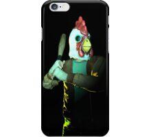 The Chicken Man iPhone Case/Skin
