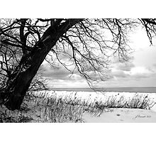 An Erie Calm Photographic Print