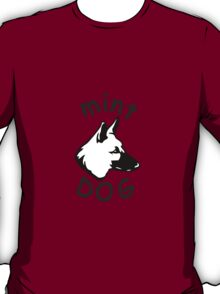 Mint Dog German shepherd T-Shirt