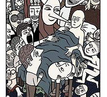 Insomnia by baggelboy