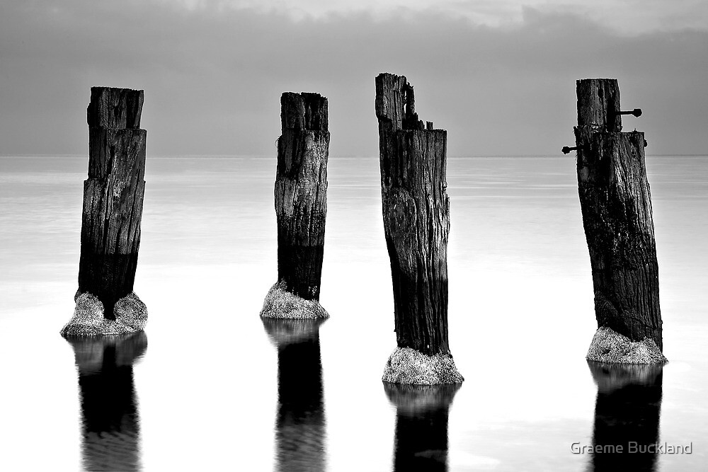 4 Lonely Soldiers by Graeme Buckland