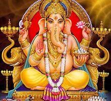 Ganesha by borines