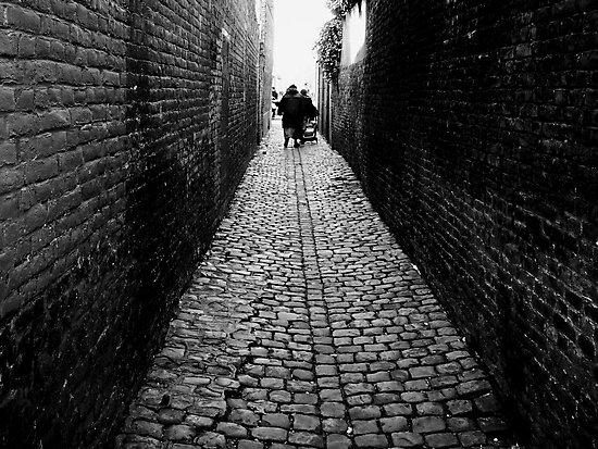 Secret passage by Nayko