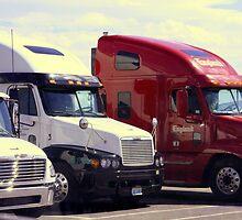 Trucking USA by coffeebean
