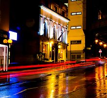 Brighton pubs at night 4 - The Prince Albert by Eyeswide