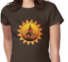 War-Pixie Womens Fitted T-Shirt